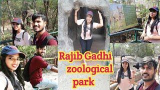 Rajib Gandhi Zoological Park (Pune)🦧🦍🐒🐅🦚🦜||WEEKEND Vlog||Indian Travel vlogger