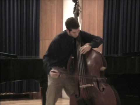 Russell's Recital: Gigue From The 3rd Cello Suite ...