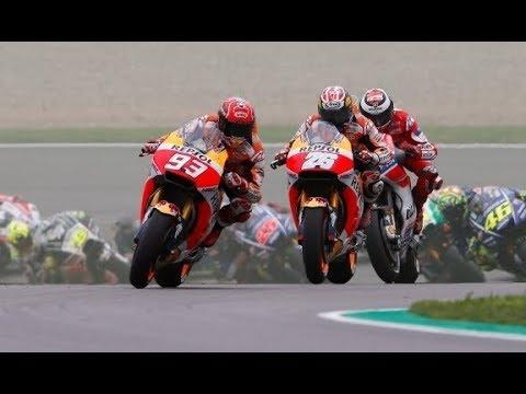 MotoGP: Marc Marquez wins Aragon Grand Prix, takes sole ownership of points lead | Sport - X