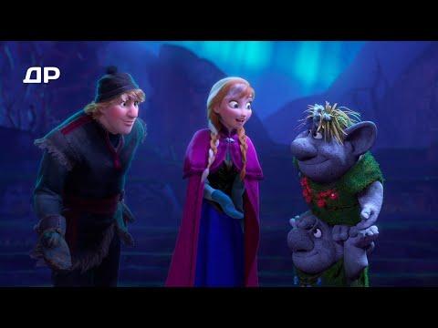 Краткое содержание холодное сердце мультфильм