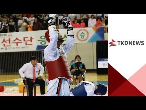 [소년체전]남자 중등부 -69kg급 결승 김진형(충북)vs서건우(울산)