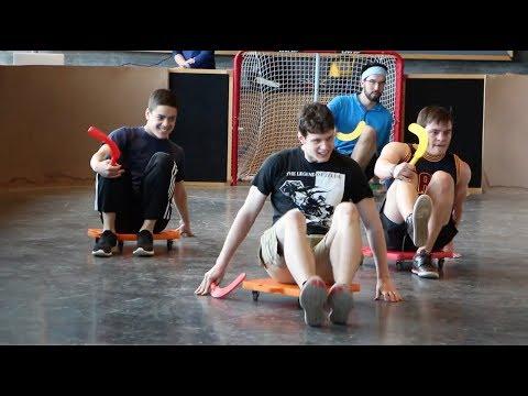 Simmons Hall Scootah Hockey Championship