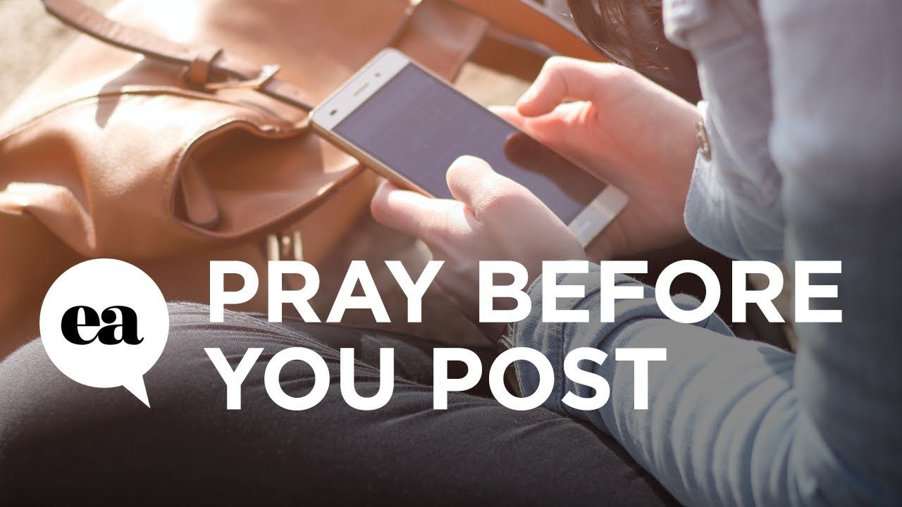 Pray Before You Post | Joyce Meyer