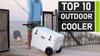 Top 10 Best Coolers for Camping & Outdoors