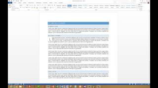 How to Indent and Style the First Letter of a Paragraph in Microsoft Word