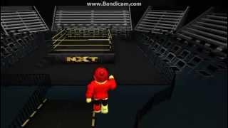 WWE Roblox NXT - Raw GM Vs SmackDown GM [READ DESC]