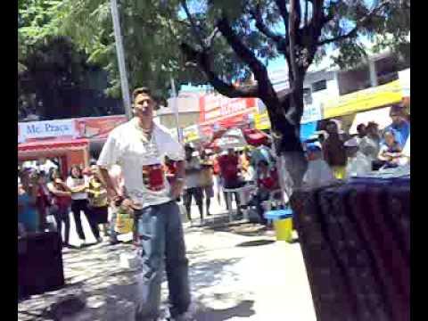 colombianos na praça gentil ferreira-alecrim Natal-RN