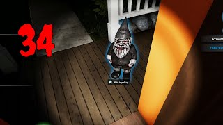 House Flipper Gameplay Part 34 Creepy Gnome
