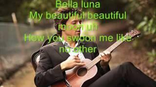 Karaoke Jason Mraz - Bella Luna