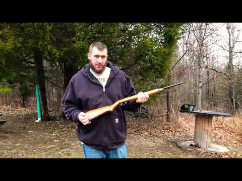Glenfield Model 30 .30-30 Winchester (budget Marlin 336) from YouTube · Duration:  11 minutes 5 seconds