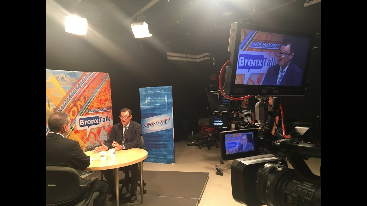 Bronxtalk | July 25th  2016