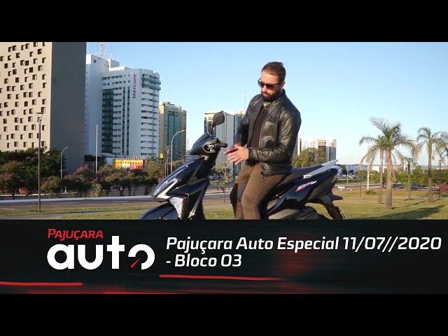 Pajuçara Auto Especial 11/07/2020 - Bloco 03