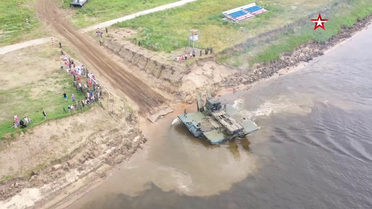 На берегу Оки прошел финал конкурса «Открытая вода»