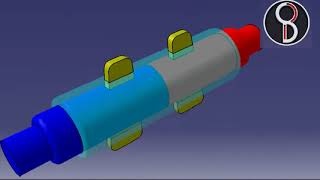 SLEEVE AND COTTER JOINT