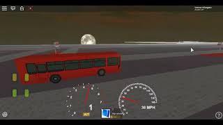 Roblox London Hackney & Limehouse bus Simulator ELC Esteem Dart CTP Route 309 *Diversion at the End*