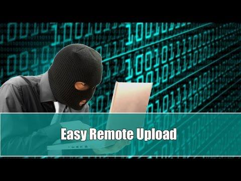 Easy Remote Upload
