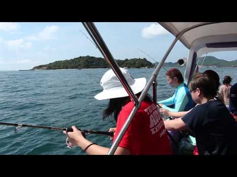 Thailand Attractions – Pattaya Sea Tour