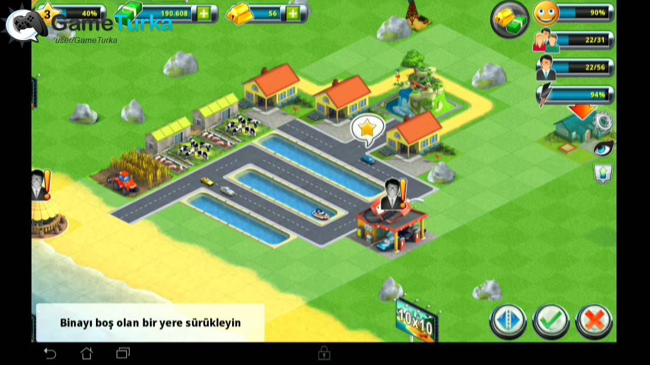 Cheat City Island  Android