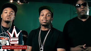 "Payroll Giovanni, B-Legit, Big Quis & Clay ""Hustlas & Bosses"" (WSHH Exclusive - Official Video)"