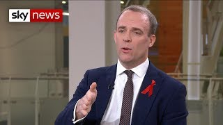 Raab denies Tories are politicising London Bridge attack