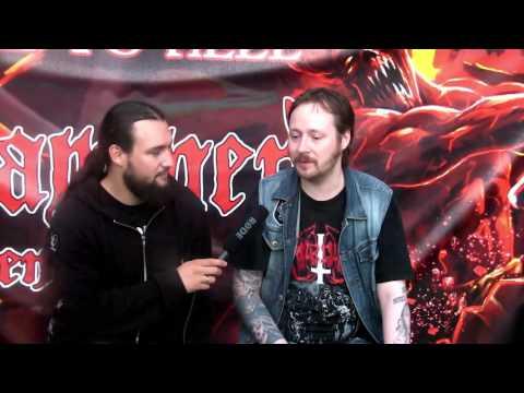 Interview mit Seuche von Fäulnis
