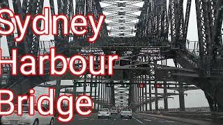 Qua cầu Cảng Sydney - Sydney Harbour Bridge