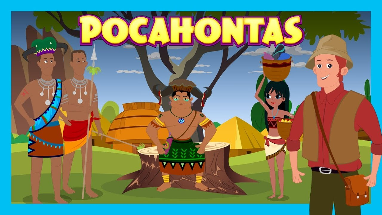 POCAHONTAS: Moral Stories For Kids    Animated Story For ...