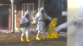 Retiree made ricin and tested it on neighbors, police say