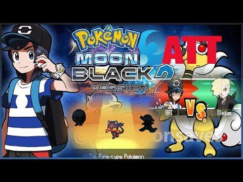 Pokemon Moon Black 2 [DS HACK] - ATUALIZAÇÃO ~ Pokemon Saves