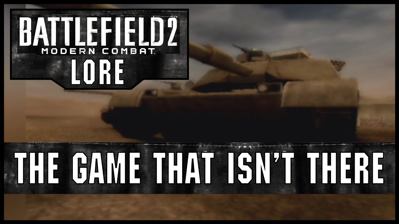 Battlefield 2 Modern Combat The Game That Isn T There Youtube