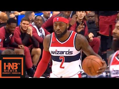 Miami Heat vs Washington Wizards 1st Half Highlights   10.18.2018, NBA Season