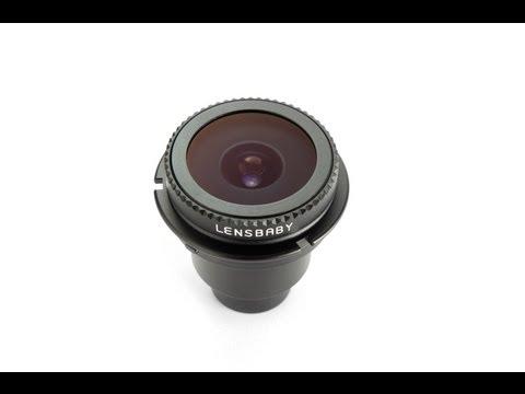 Lensbaby Optics System Introduction