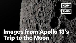 Nasa Recreates Images From Apollo 13's Trip To The Moon | Nowthis