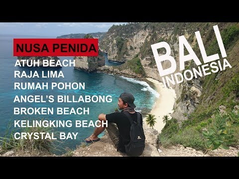 Keindahan Nusa Penida - Bali