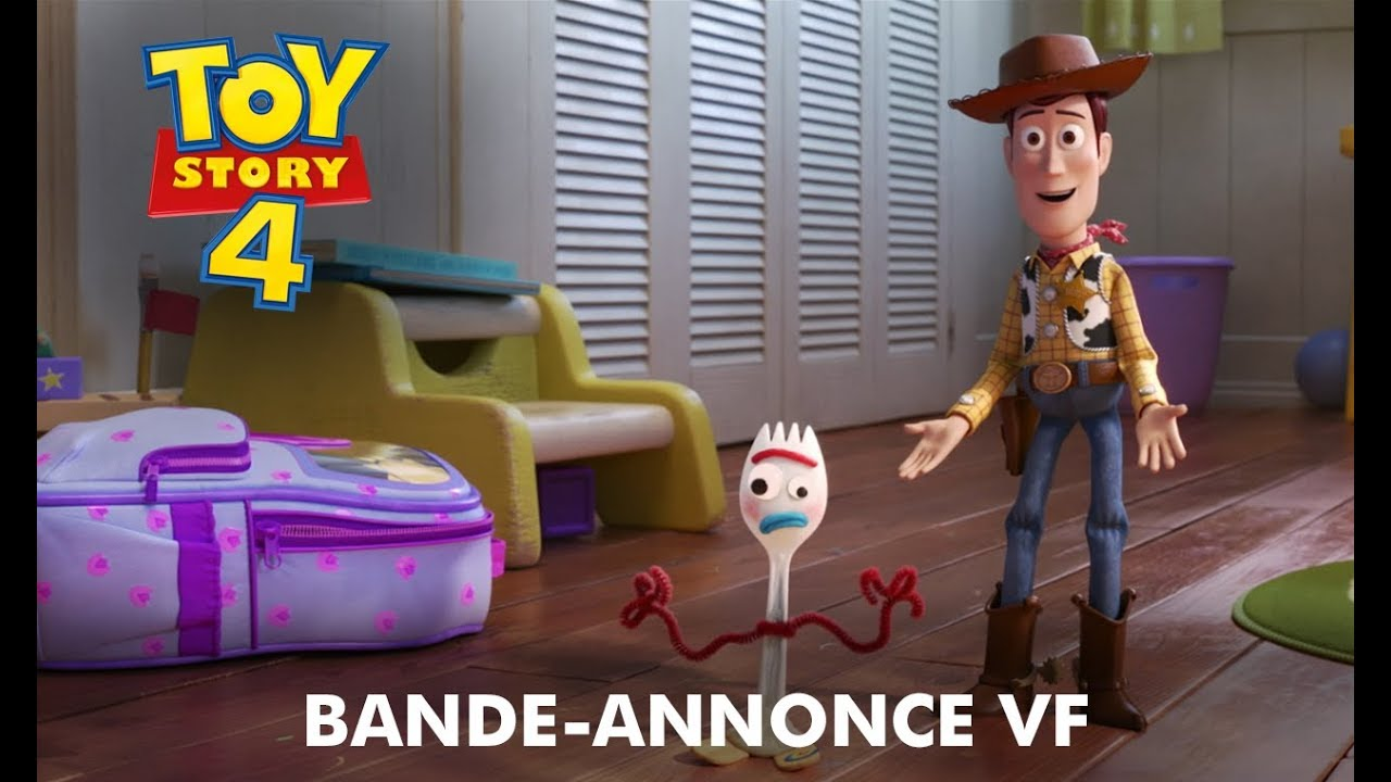 Toy Story 4 Bande Annonce Vf Disney Be Youtube
