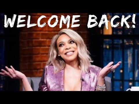 Wendy Williams Returns To Show After Months-Long Break