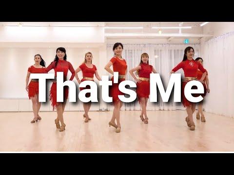 That&39;s Me Line Dance (Improver) l 댓츠 미 라인댄스 l Linedance