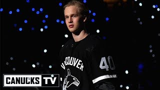 Elias Pettersson's First NHL All-Star Experience - Behind the Scenes