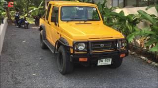 Тайланд. Suzuki Caribbean / NICE-CAR.RU