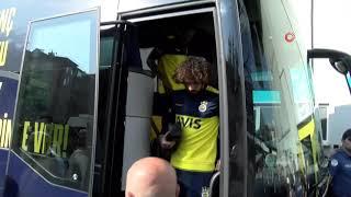 Fenerbahçe Bolu'ya geldi