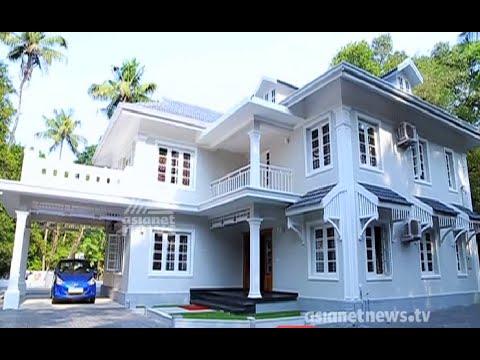 2900 sq ft 4 bhk modern house muvattupuzha | dream home 30 apr, Hause deko