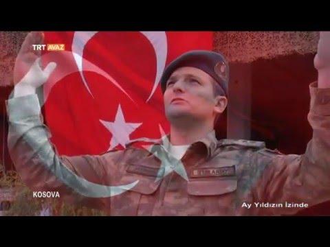 Arif Nihat Asya'nın Bayrak Şiirini Türk Askeri Okuyor - Ay Yıldızın İzinde - TRT Avaz
