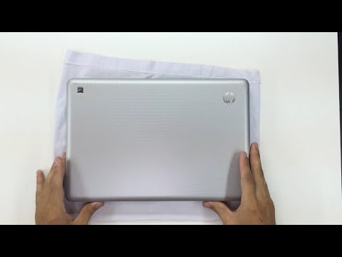 🔴 Notebook Disassembly - HP G42 240BR
