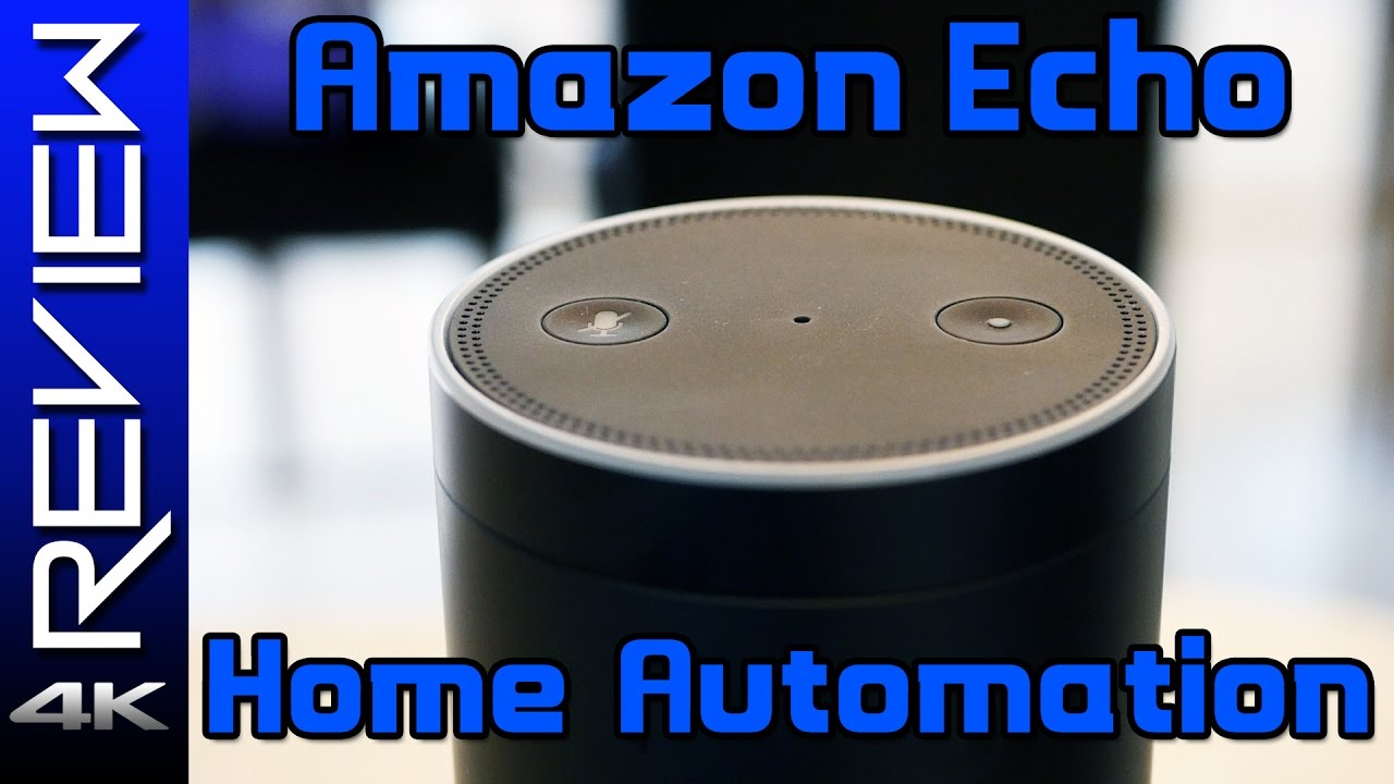 Home Automation Hub Reviews amazon echo review - home automation diy with smartthings and