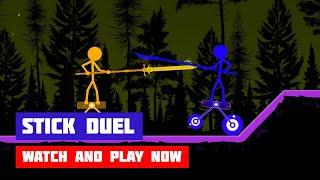 Stick Duel: Medieval Wars · Game · Gameplay