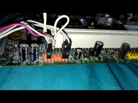 Resolvido O Mistério dos Conectores da Placa Mãe Lenovo A70