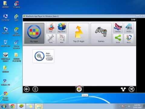 How to] bluestacks(beta-1) google play services installation.