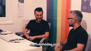 LGBTİ+Aktivisti Bir Eşcinsele Sorduk! (FRAGMAN)