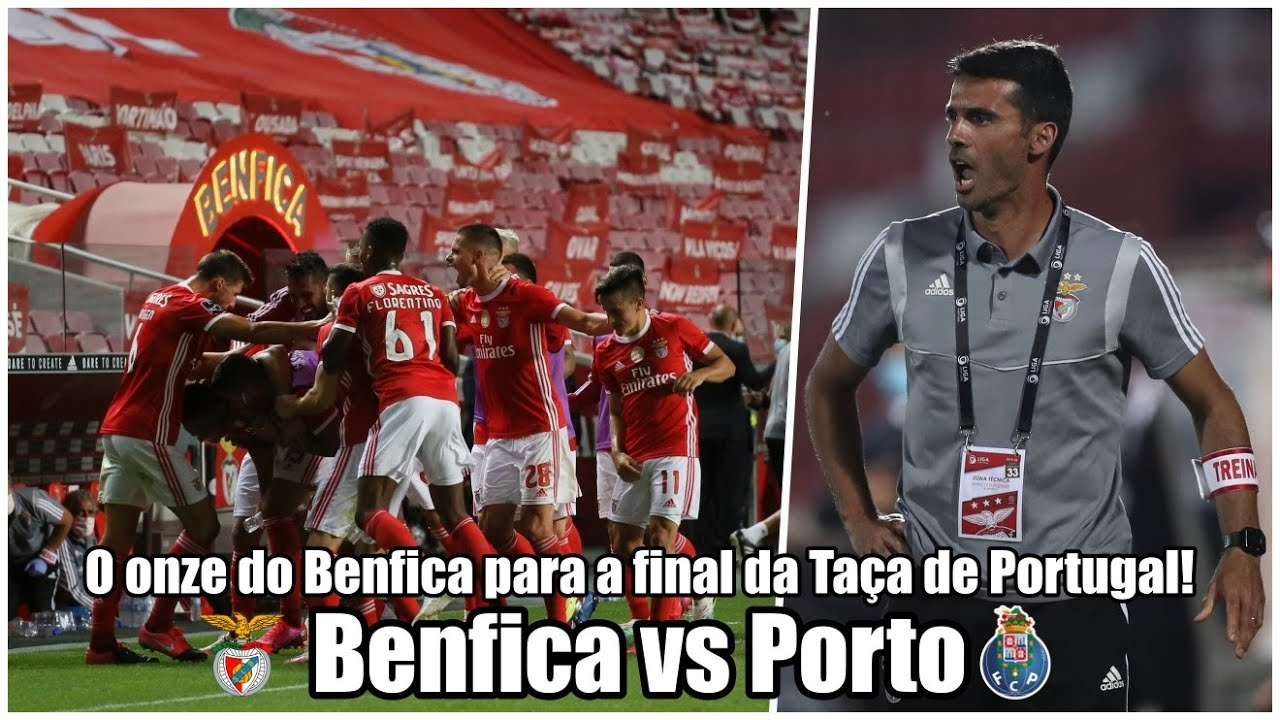 Taca De Portugal 2019 20 Benfica Vs Porto Antevisao Youtube