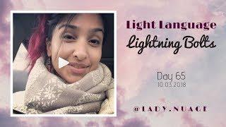 Light Language - Lady Nuage - Lightning Bolt #65